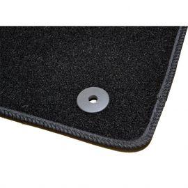 AVTM Коврики в салон текстильные Opel Insignia I '08-17 Черные (Комплект 5шт.)