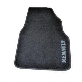 AVTM Коврики в салон текстильные Renault Kangoo II '08- Черные (Комплект 3шт.)