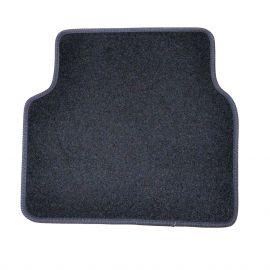 AVTM Коврики в салон текстильные Subaru Forester II '02-08 Черные (Комплект 5шт.)