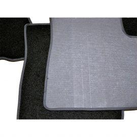 AVTM Коврики в салон текстильные Subaru Legacy IV '03-09 Черные (Комплект 5шт.)