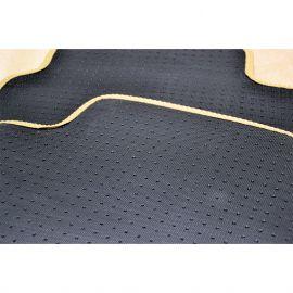 AVTM Коврики в салон текстильные Toyota Camry XV40 '06-11 Бежнвые Premium (Комплект 5шт.)