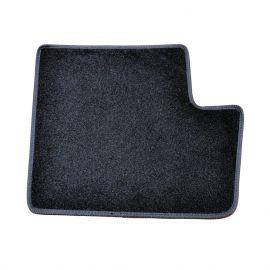 AVTM Коврики в салон текстильные Toyota RAV4 II '00-05 Черные (Комплект 5шт.)