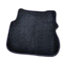 AVTM Коврики в салон текстильные Volkswagen Caddy III '04- Черные (Комплект 5шт.)