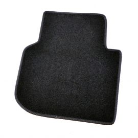 AVTM Коврики в салон текстильные Volkswagen Passat B7 '10- USA Черные (Комплект 5шт.)