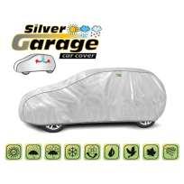 Kegel Чехол-тент для автомобиля Silver Garage размер L1 Hatchback