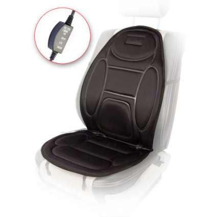 Vitol H 96035 BK Накидка на сиденье с подогревом (108*49см)