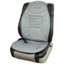DK-515GR Накидка на сиденье с подогревом (серая)