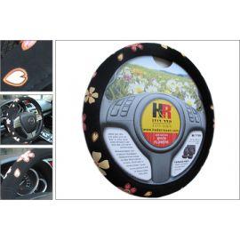 H&R Оплетка на руль SUPREME FLOWER
