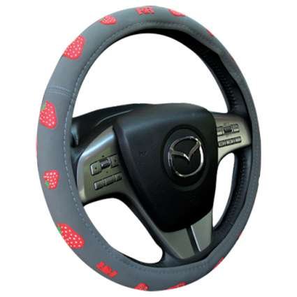 H&R Оплетка на руль SUPREME STRAWBERRIES