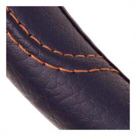 Vitol Оплетка на руль (каркасная) F 16113, размер S, Кожзам Черный