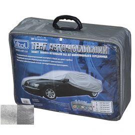 Vitol Тент для автомобиля с подкладкой CC13401 M (432*165*120)