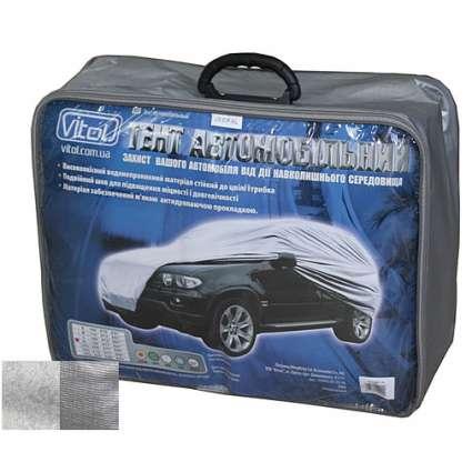 Vitol Тент для автомобиля джип/минивэн с подкладкой JC13401