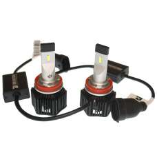 Baxster Лампы автомобильные светодиодные L H11 6000K (2 шт)