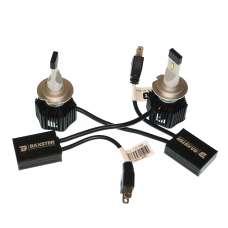 Baxster Лампы автомобильные светодиодные L H7 6000K (2 шт)