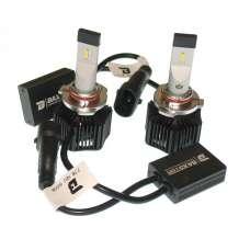 Baxster Лампы автомобильные светодиодные L HB3 (9005) 6000K (2 шт)