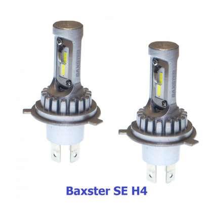 Baxster Лампы автомобильные светодиодные SE H4 H/L 6000K (2 шт)