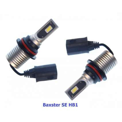 Baxster Лампы автомобильные светодиодные SE HB1 9004 6000K (2 шт)