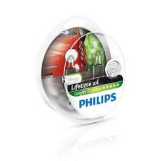 Philips LongLife EcoVision (служат в 4 раза дольше) - Лампочки автомобильные