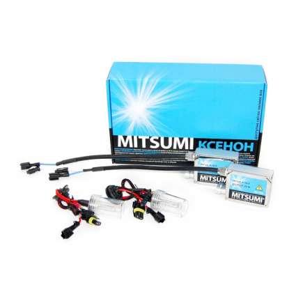 Ксенон Mitsumi (лампы Galaxy+) комплект