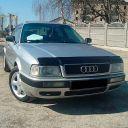 """VipTuning Audi 80 B4 '91-95 Дефлектор капота """"мухобойка"""""""