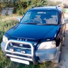 """VipTuning Honda CR-V I '96-01 Дефлектор капота """"мухобойка"""""""