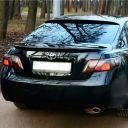 Orticar Спойлер [Лип] на Toyota Camry (XV40) '06-11 (под покраску)