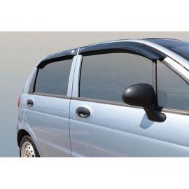 Azard Дефлекторы окон на Daewoo Matiz (M200/M250) '05- (ПК, накладные)