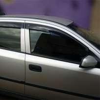 COBRA TUNING Дефлекторы окон на Opel Astra G '98-04 хэтчбек 5d (накладные)