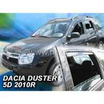 Team Heko Дефлекторы окон на Renault Duster/Dacia Duster I '10-18 (вставные)