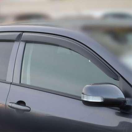 COBRA TUNING Дефлекторы окон на Toyota Corolla (E14/15) '06-12 седан (накладные)