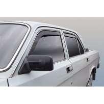 Azard Дефлекторы окон на ГАЗ 3110-105 (вставные)