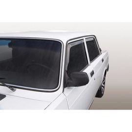 Azard Дефлекторы окон на ВАЗ 2107 (вставные)