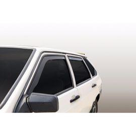 Azard Дефлекторы окон на ВАЗ 2109-99, 2114-15 (накладные)