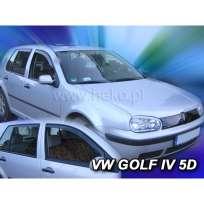 Team Heko Дефлекторы окон на Volkswagen Golf IV '97-03 хэтчбек (вставные)