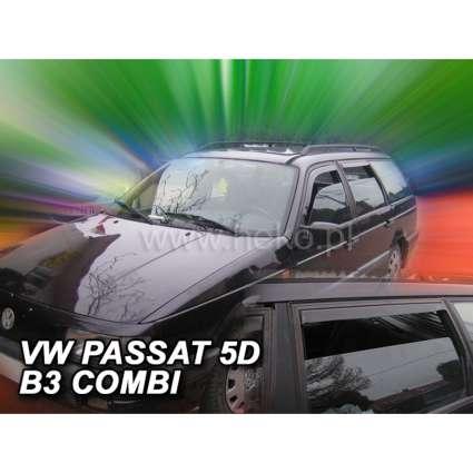 Team Heko Дефлекторы окон на Volkswagen Passat B3 '88-93 универсал (вставные)