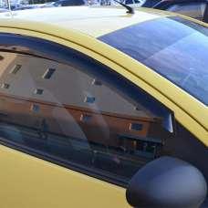 COBRA TUNING Дефлекторы окон на Citroen C1 I '05-08 хэтчбек 3d (накладные)