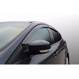 Azard Дефлекторы окон на Ford Focus III '11- хэтчбек (ПК, накладные)