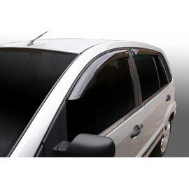 Azard Дефлекторы окон на Ford Fusion '02-12 (ПК, накладные)