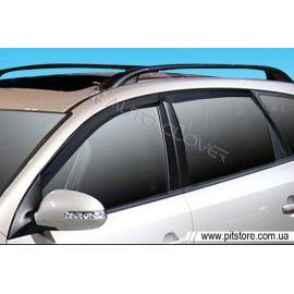 Auto Clover Дефлекторы окон на HYUNDAI I-30 CW  '08-11 (накладные)