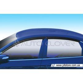 Auto Clover Дефлекторы окон на HYUNDAI GRANDEUR IV '05-11  (накладные)