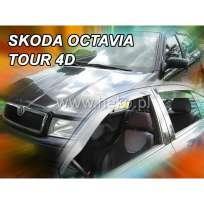 Team Heko Дефлекторы окон на Skoda Octavia I '96-10 Sedan (накладные)