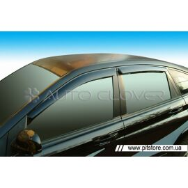Auto Clover Дефлекторы окон на SSANGYONG ACTYON '05- (накладные)