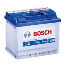 Автомобильный аккумулятор BOSCH (S4005) 60Ач