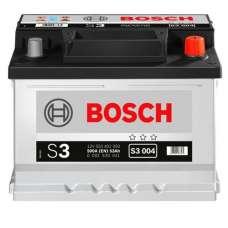 Автомобильный аккумулятор BOSCH (S3004) 53Ач