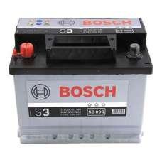 Автомобильный аккумулятор BOSCH (S3006) 56Ач