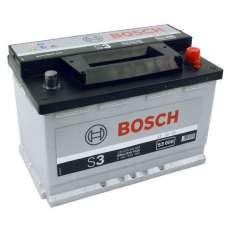 Автомобильный аккумулятор BOSCH (S3008) 70Ач