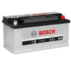 Автомобильный аккумулятор BOSCH (S3012) 88Ач