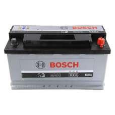 Автомобильный аккумулятор BOSCH (S3013) 90Ач