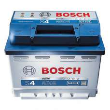 Автомобильный аккумулятор BOSCH (S4001) 44Ач