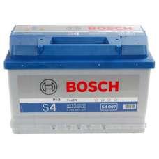 Автомобильный аккумулятор BOSCH (S4007) 72Ач